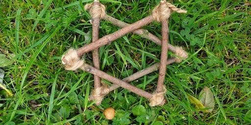 Mini Nature Rangers: Nature's Wood Craft