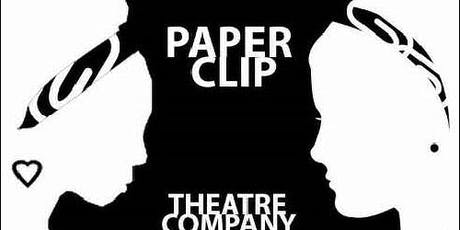 Fundraising launch event for Paperclip TC new play tickets