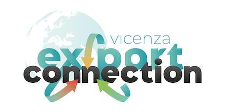 Convention Desk Esteri Confartigianato Vicenza - Iscrizioni DESK COLOMBIA biglietti