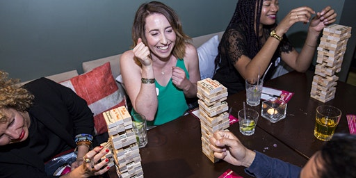 Jenga Speed Dating in London (Ages 23-35)