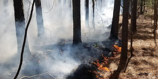 """Smoke on the Water"" Lake Norman State Park Prescribed Fire Education Day"