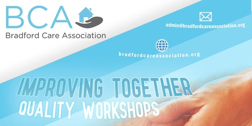 Bradford Care Association Responsive Workshop