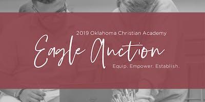 Oklahoma Christian Academy 2019 Eagle Auction