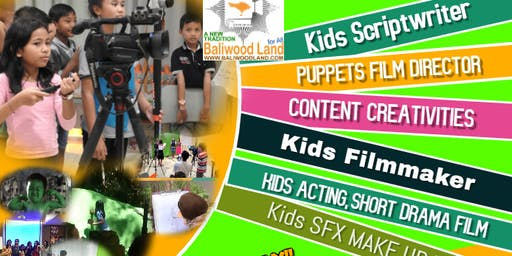 Kids Creator Camp, Hadir di Surabaya, 19 Oct 2019