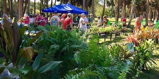 Garden Club of Fort Pierce Mega Sale