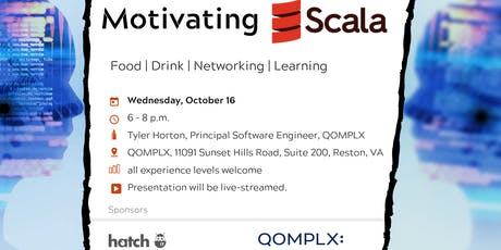 Networking and Learning Event for Scala Enthusiasts in the DMV tickets