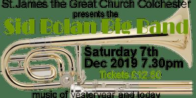 Sid Bolan Big Band Concert