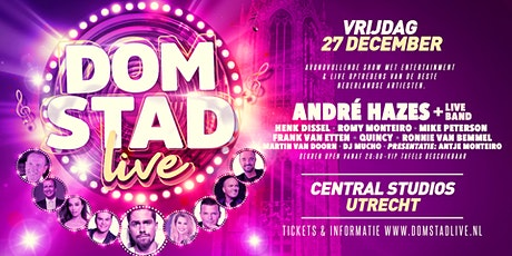 Domstad Live tickets
