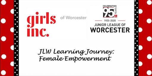 JLW Learning Journey: Female Empowerment