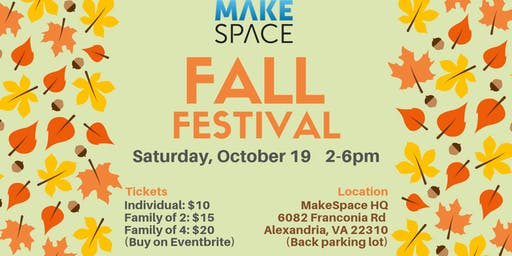 MakeSpace Fall Festival