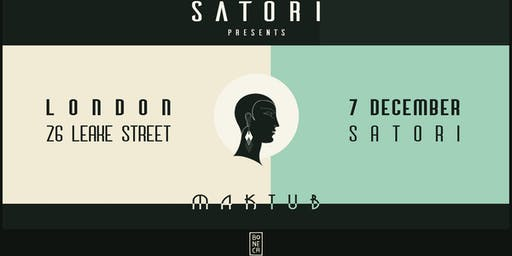 Satori presents Maktub (SATURDAY)
