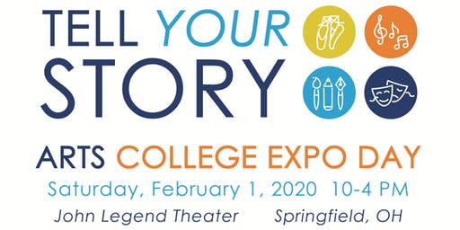 College Arts Expo Day