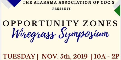 Opportunity Zones: Wiregrass Symposium