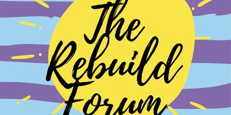 The Rebuild Forum tickets