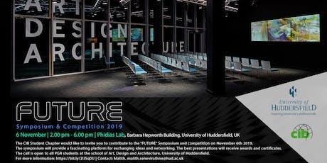 "CIB: ""FUTURE"" Symposium tickets"
