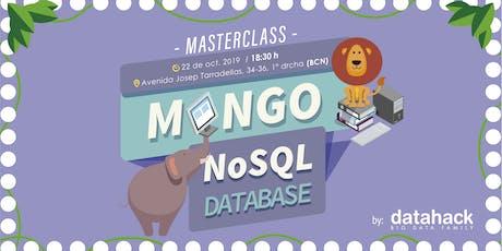 Masterclass de MONGO: NoSQL database entradas