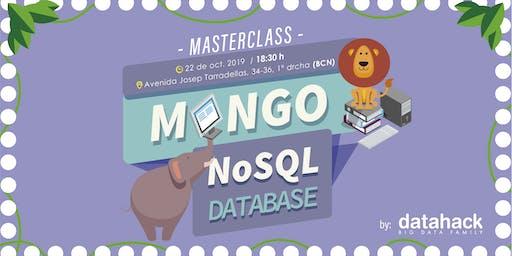 Masterclass de MONGO: NoSQL database