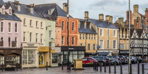 Cirencester: The Cotswolds' Colourful Capital - A Guided Walk