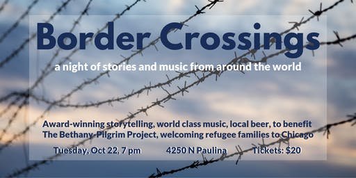 Border Crossings: music and stories from around the world