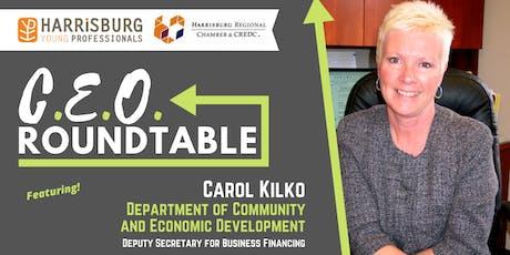 CEO Roundtable: Carol Kilko tickets