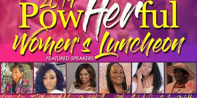 2019 PowHERful Women's Luncheon