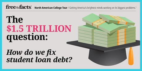 Free the Facts @ NCCU School of Law: Learn About Student Loans tickets