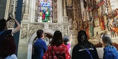 L'Arte di meravigliarsi:  Santa Maria Novella (ingresso gratuito)*