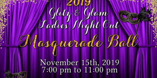Glitz & Glam 2019 Ladies Night Out!