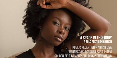A Space In This Body: A Solo Photo Exhibition by Damola Akintunde