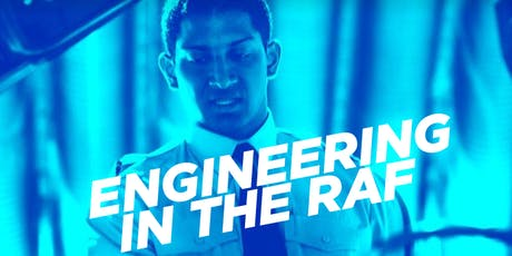 Find out more about a career with the RAF! tickets