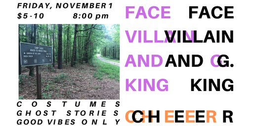 Swells / Sophagus / Blank Face Villain and G. King / Cheer Chair