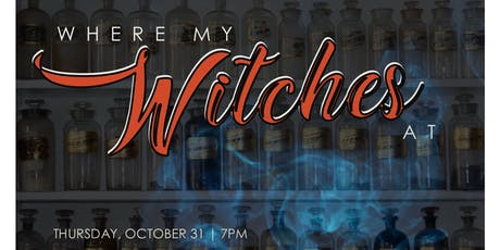 Halloween Cocktail Party tickets