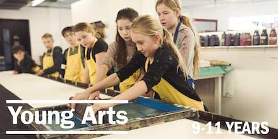 PCA - Saturday Arts Club 9-11yrs, Art K, November