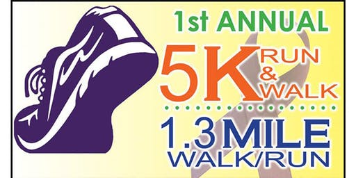 Recovery & Restoration House's 5K Walk/Run: Domestic Violence Awareness