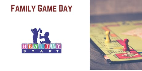 Family Game Day tickets
