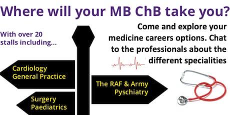 Manchester Medicine Careers Fair tickets