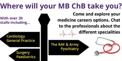 Manchester Medicine Careers Fair