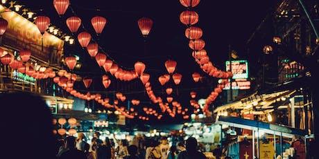 Haunted Asian Halloween Streetfood Festival Tickets