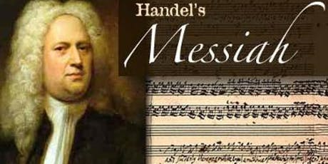 George F. Handel's The Messiah Sing a Long tickets