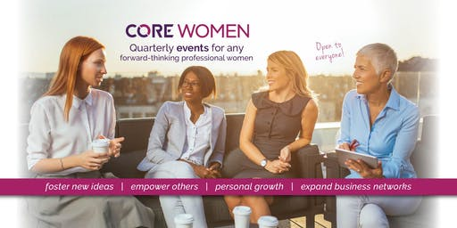 CORE Women - The Gift of Wellness