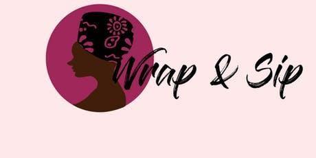 Wrap & Sip