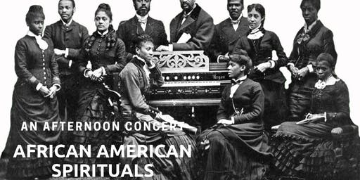 Concert: Highlights African American Spiritual in 60 Minutes