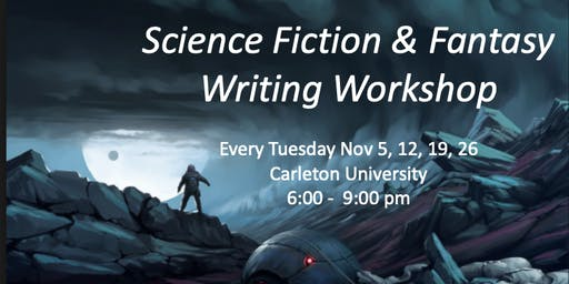 Science Fiction & Fantasy Writing Workshop