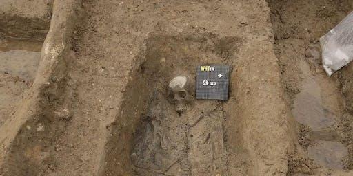 Excavations at Perth Whitefriars 2014-18 with Derek Hall