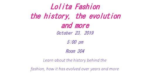Japanese Fashion - Lolita