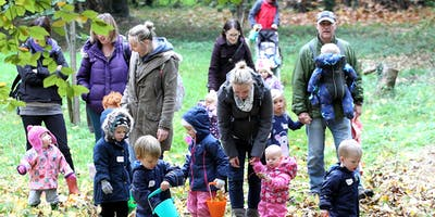 Nature Tots - Thatcham 12:30 session