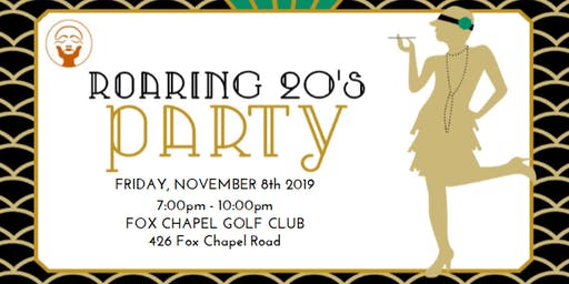 Project Theia Roaring 20's Party
