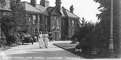 Graylingwell War Hospital 1915 - 1919 tickets