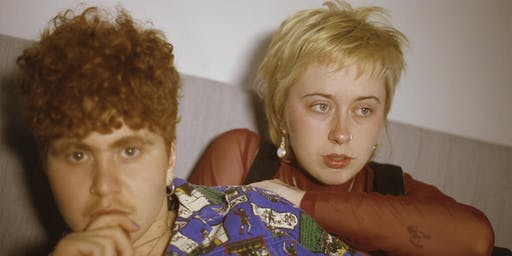Girlpool w/ didi at Ace of Cups