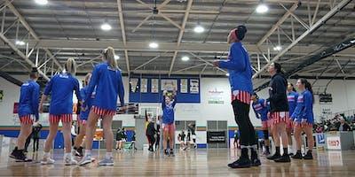 Basketball South West WSBL Trials 2020